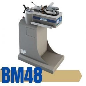BM48 Dobladora sin mandril