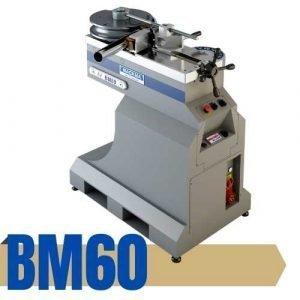 BM60 Dobladora sin mandril