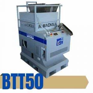 BTT50 Máquinas briquetadoras