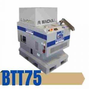 BTT75 Máquinas briquetadoras
