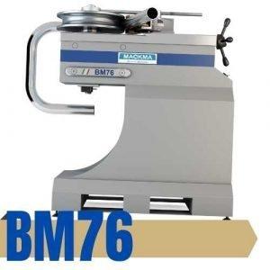 BM76 Dobladora sin mandril