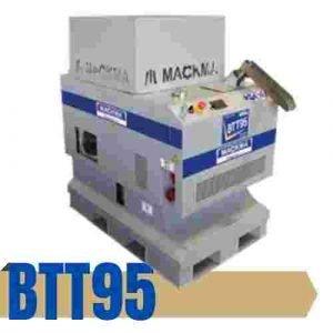 BTT95 Máquinas briquetadoras