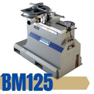 BM125 Dobladora sin mandril